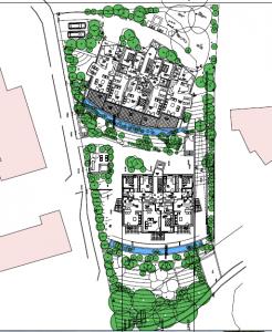 Tutzing Beringerweg Plan