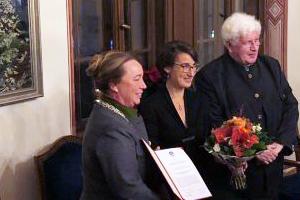 Kulturpreis an Helene von Rechenberg