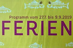 Ferienprogramm 2019