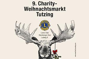 Lions Charity-Künstler-Weihnachtsmarkt